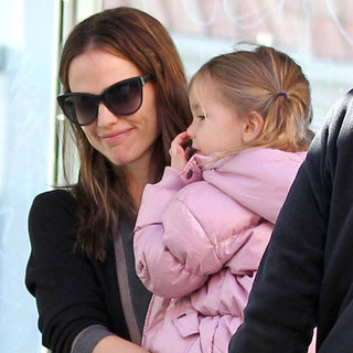 Jennifer Garner With Seraphina Affleck Out in LA | Pictures