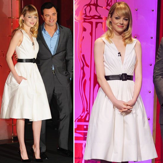 Emma Stone helped to announce this year's Oscar nominations — see who we're excited about!