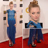 Amanda Seyfried in Marios Schwab 2013 Critics Choice Awards