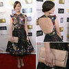 Marion Cotillard in Zuhair Murad 2013 Critics' Choice Awards