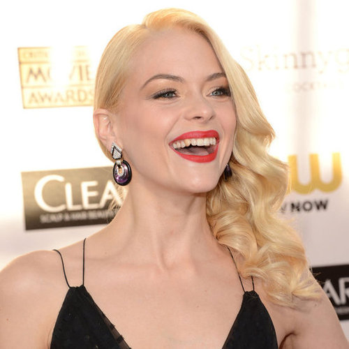 Pictures of Jaime King at the Critics Choice Awards
