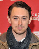 JJ Feild attended the premiere of Austenland.