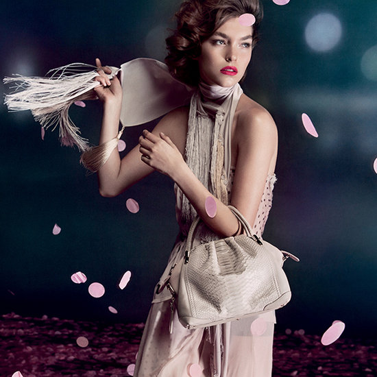 Exclusive First Look: Arizona Muse Stars in Nina Ricci's Spring 2013 Campaign
