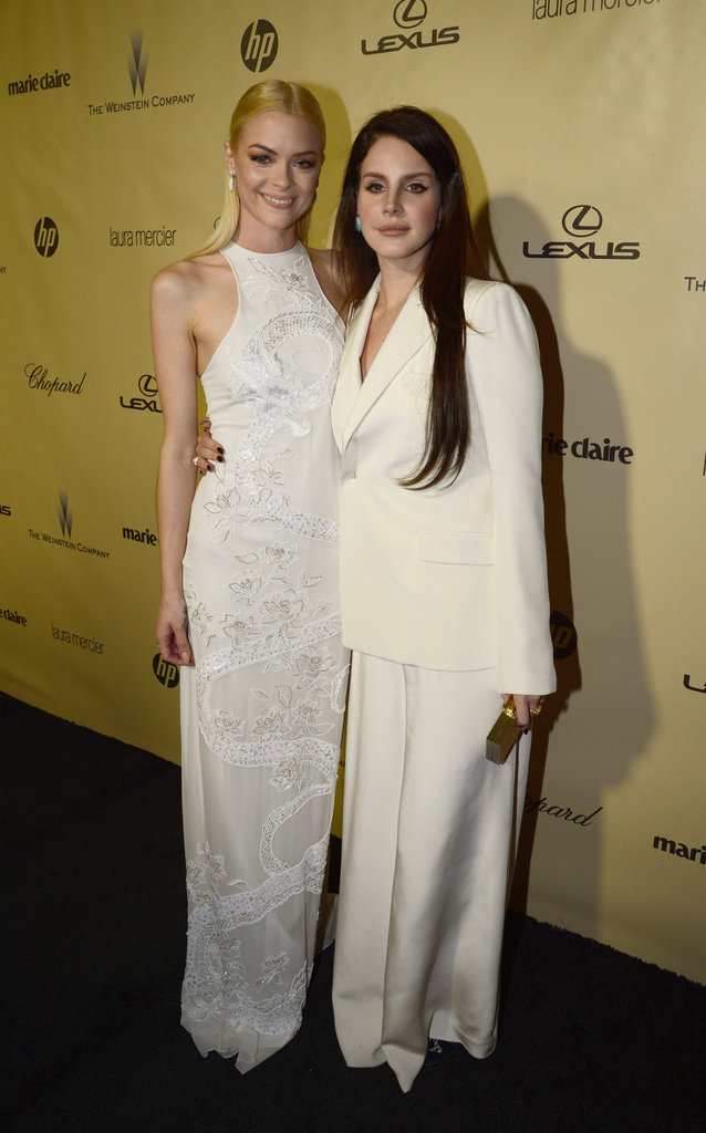 Jaime King and Lana Del Rey