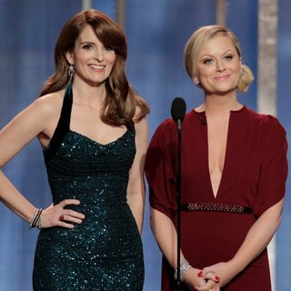 Tina Fey and Amy Poehler Golden Globes Host Review
