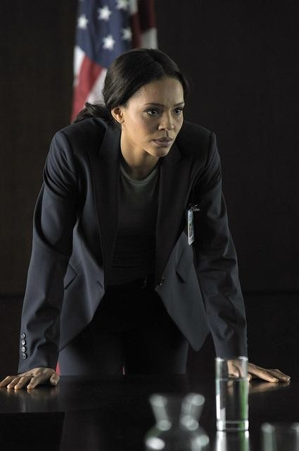 Carmen Ejogo in Zero Hour.