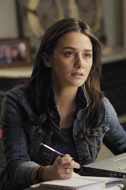 Addison Timlin in Zero Hour