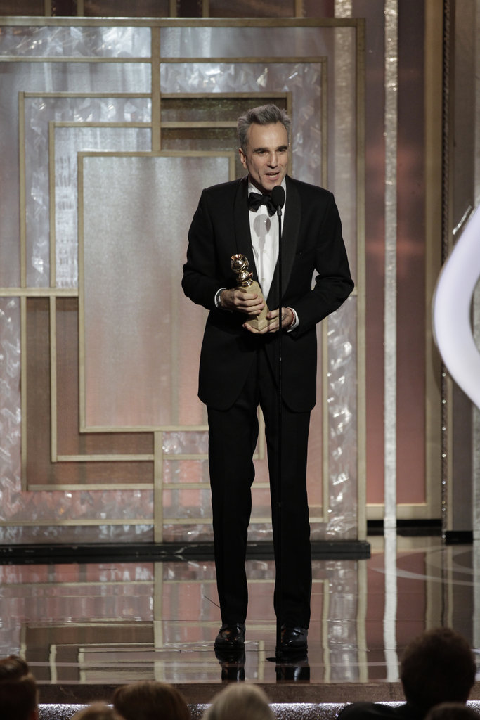 Daniel Day-Lewis won best actor for motion picture, drama.