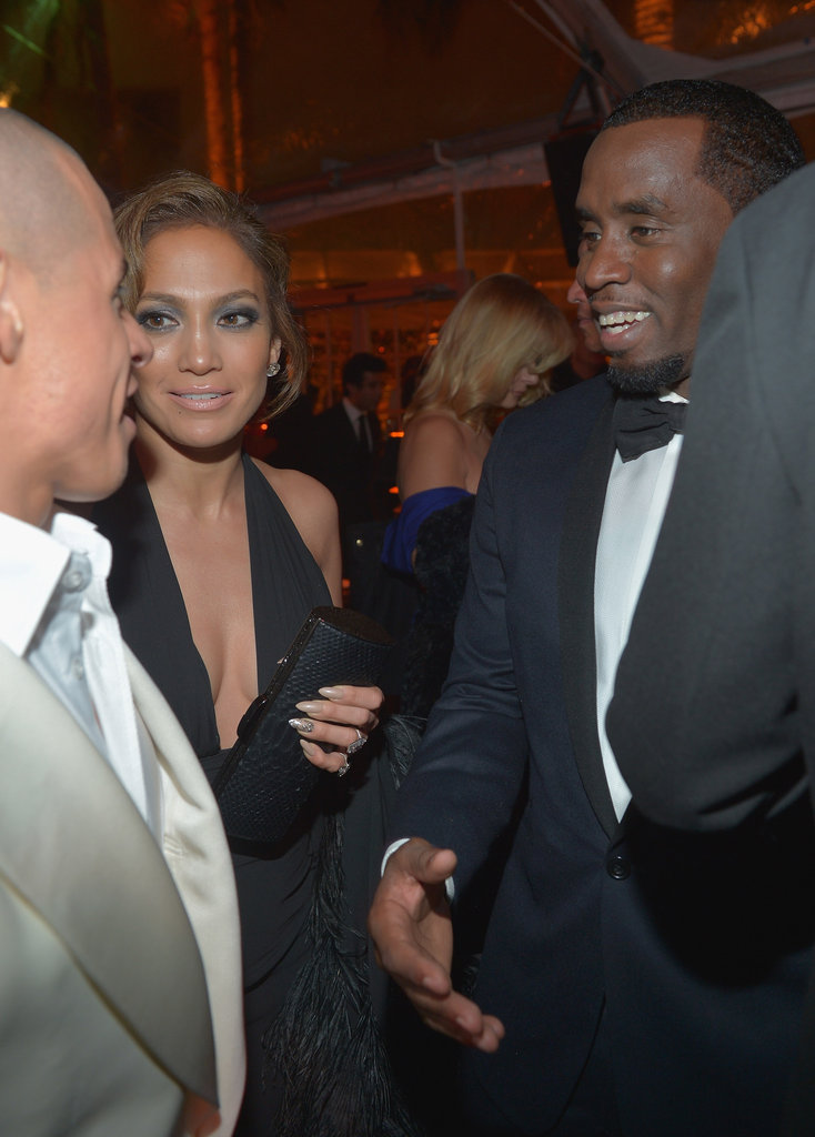 J Lo and Diddy's Reunion