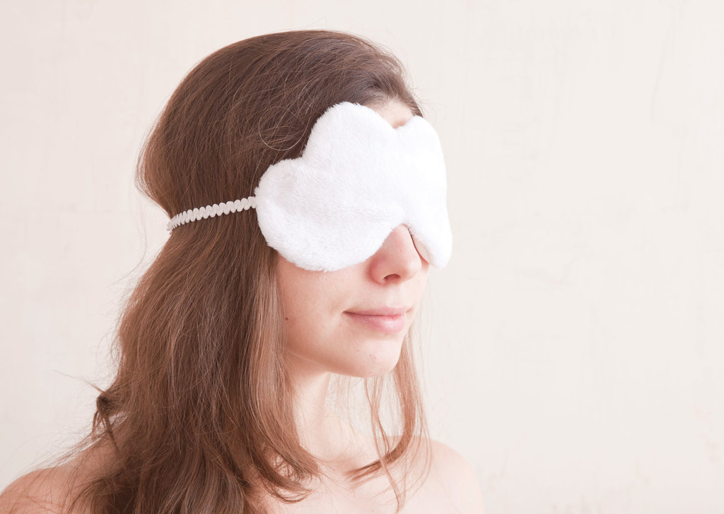 This sweet, cloud-shaped eye mask ($17) is perfect for helping you drift off to fantasyland.