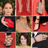 Golden Globes Jewelry and Accessories 2013