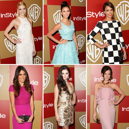 2013 Golden Globes Afterparties: Who Wore What