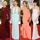 Our Best Dressed Celebrity List from the 2012 Golden Globes