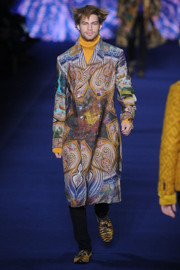 Etro Fall 2013