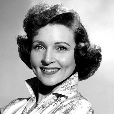 Betty White Through the Years