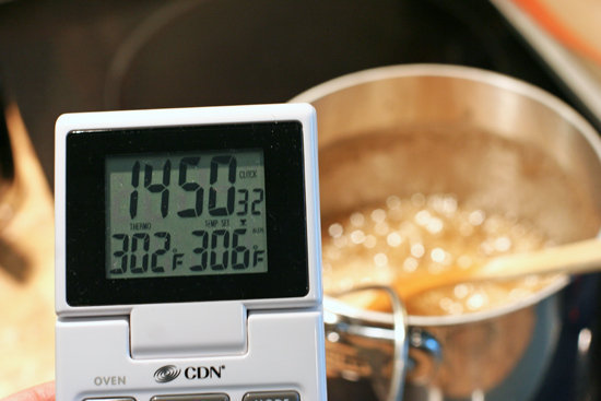 Take Guesswork Out of Candy-Making With a Probe Thermometer