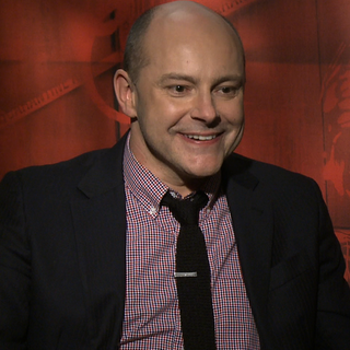 Rob Corddry Interview For Warm Bodies