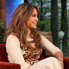 Jennifer Lopez Talks Ben Affleck&#039;s Globes Win (Video)