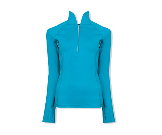 Forever 21 High-Collar Running Jacket