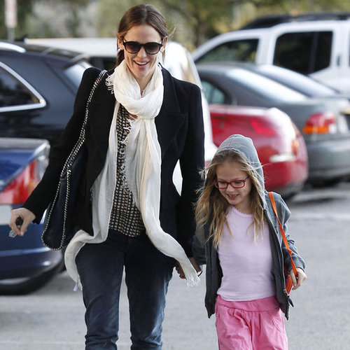 Jennifer Garner and Daughter Violet Out in LA | Pictures