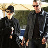Gwen Stefani and Gavin Rossdale Running Errands