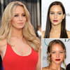 Red Carpet Celebrity Beauty: Jennifer Lawrence Hair &amp; Makeup