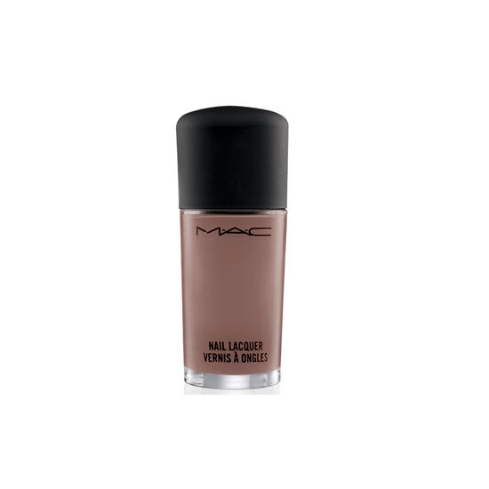 Mac Cosmetics Nail Lacquer in Coffee Break, $22