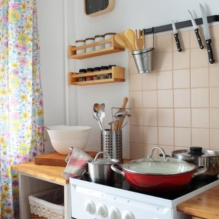 Kitchen Wall Storage Tips and Tricks