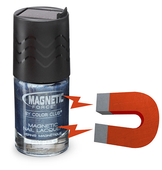 Magnetic Nail Polish ($12)