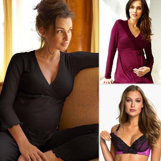 Gorgeous Valentine's Day Lingerie For New and Expectant Mommas
