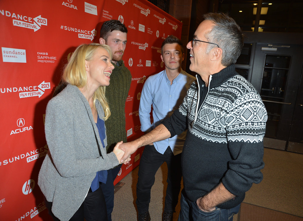 Naomi Watts Breaks From Award Season to Kick Off Sundance