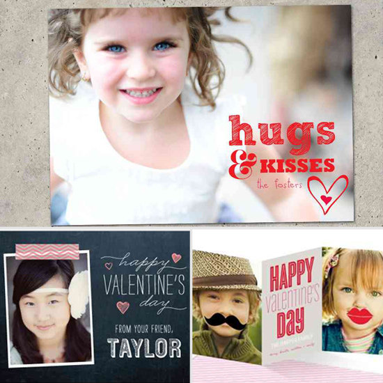 9 Sweet Valentine's Day Photo Cards For Your Lovable Tot