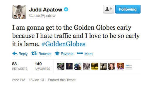 Judd Apatow can really do what he wants — we love him!