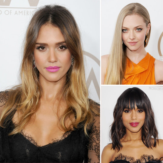 The Hottest Celebrity Hair and Makeup From the Producers Guild Awards