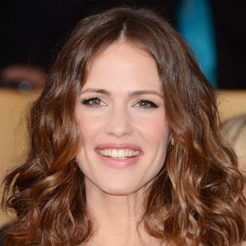 Jennifer Garner: SAG Awards Hair 2013