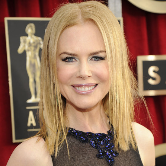 Nicole Kidman: SAG Awards Hair 2013
