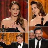 Do You Agree With All the Winners of the 2013 SAG Awards?