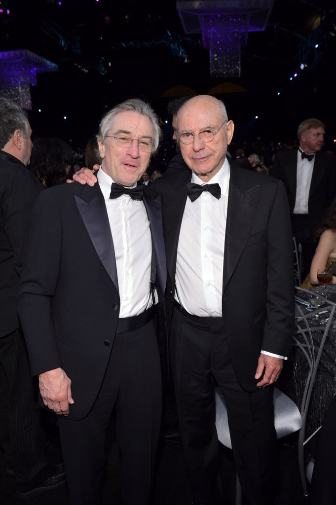 Robert De Niro and Alan Arkin