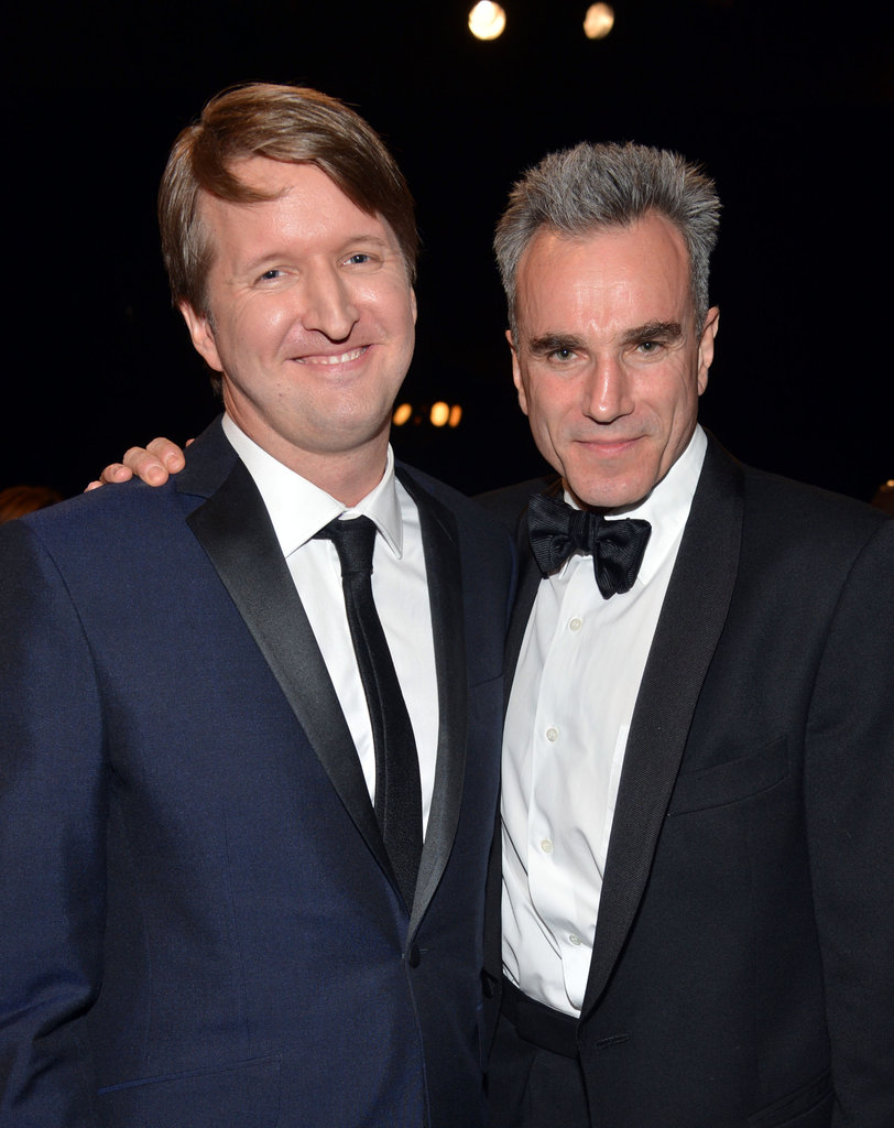 Tom Hooper and Daniel Day-Lewis