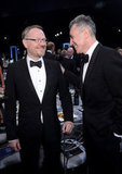 Jared Harris and Daniel Day-Lewis