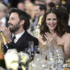 Jennifer Garner and Ben Affleck Inside the SAG Awards 2013