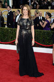 Jenna Fischer attended the SAG Awards in LA.