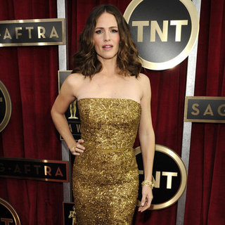 Jennifer Garner at the SAG Awards 2013 | Pictures