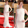 Jayma Mays: SAG Awards Red Carpet Dresses 2013
