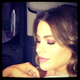 A snippet of Sofia Vergara's sparkle. Source: Instagram user SofiaVergara