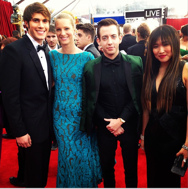 It's A Glee, Glee world of fashion. Source: Instagram user sagawards