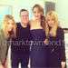 A sneak peek at Jennifer Lawrence with her glam squad.
