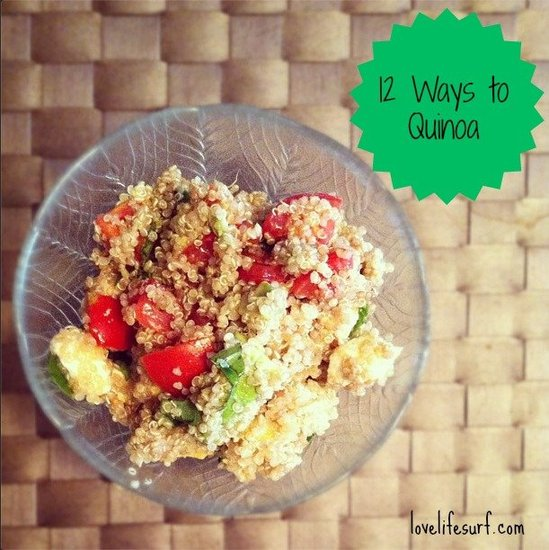 12 Ways to Quinoa