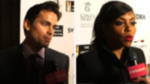 Matt Bomer and Others Stars in DC For the Inauguration Talk Arts, Politics, and Obama