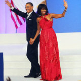 Michelle Obama Picks Jason Wu For Inaugural Ball Gown — Again!